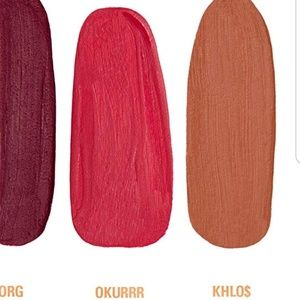 Kylie Cosmetics Makeup - KoKo Collection Khlo$ Matte Lipstick